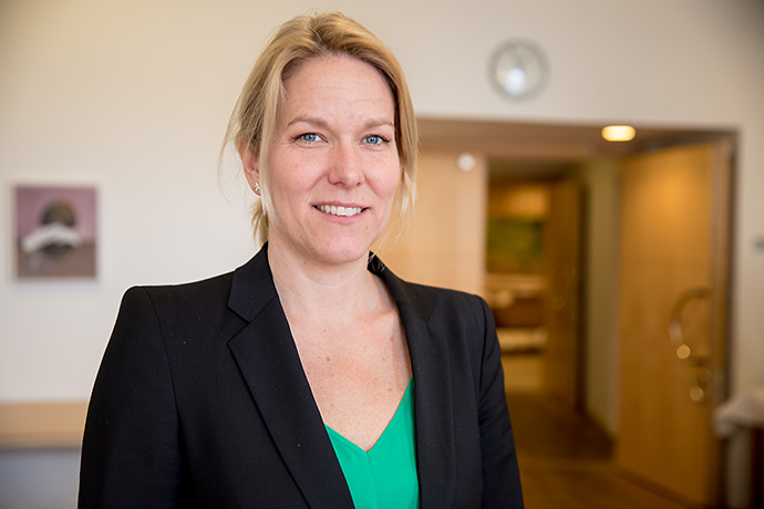 Åsa Zetterberg, regeringens Chief Digital Officer.