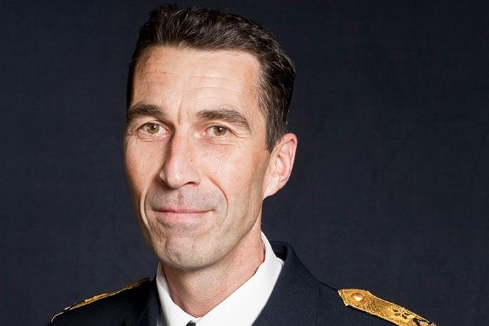 Micael Bydén TOTALFÖRSVAR
